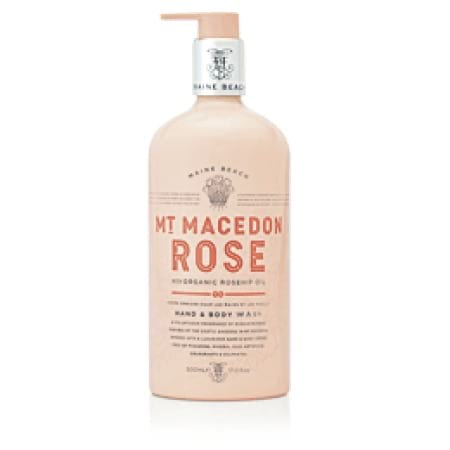 Maine Beach Mt Macedon Rose Body Wash
