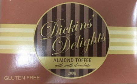 Dicken`s Toffee