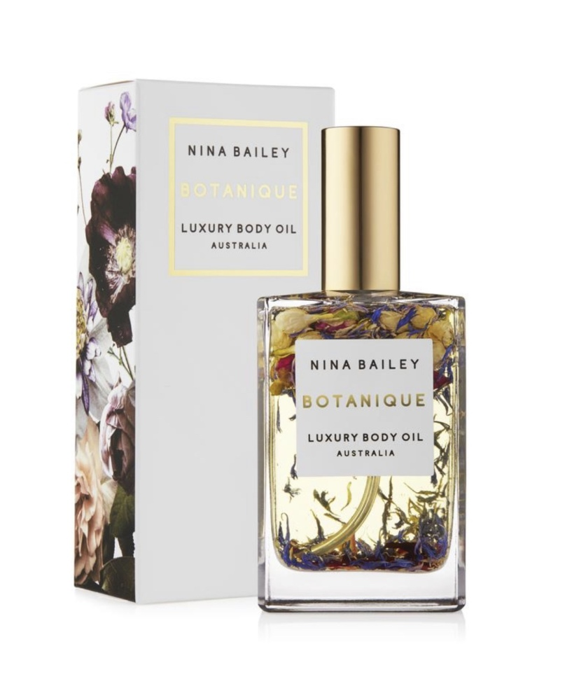 Nina Bailey's Botanique Luxury Body Oil